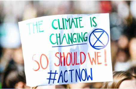 World's youth rallies against temperature change