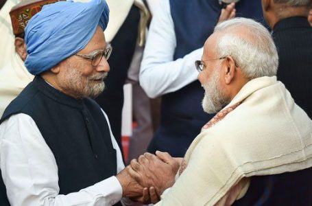 PM greets former PM on his birthday