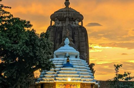 Lingaraj Temple Closed for Public View : Covid 19 Restrictions